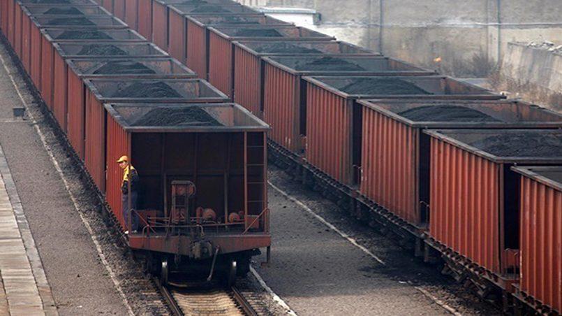 Реэкспорт российского угля на Украину / Фото: Корреспондент.net