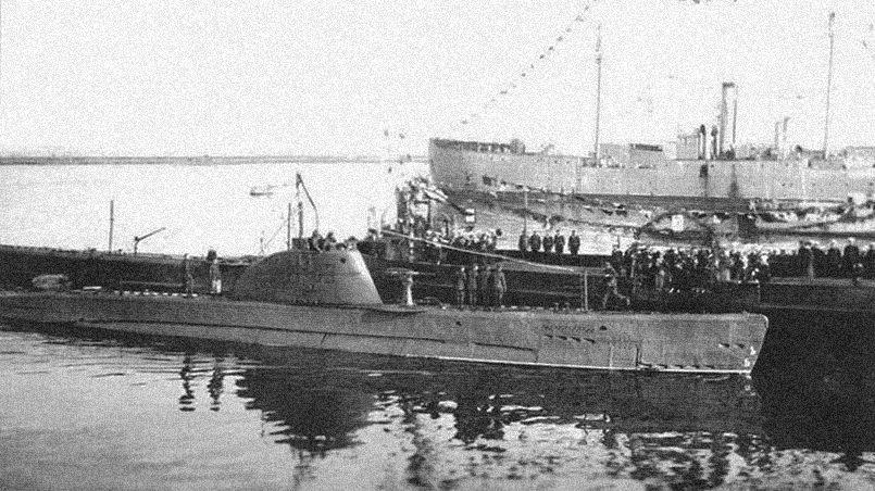 Подводная лодка «М-83»