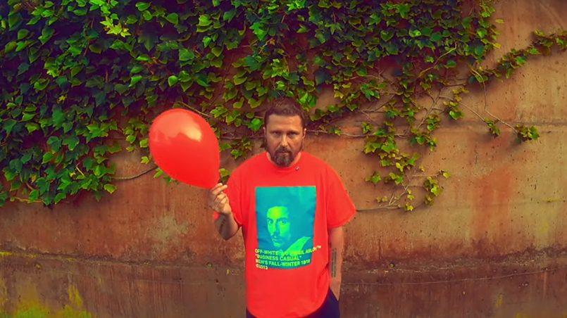 Скриншот новой заставки в видеороликах Анатолия Шария