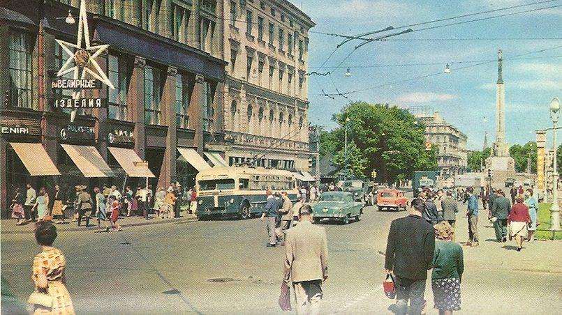 Рига, 1960-е годы / Фото: transphoto.ru