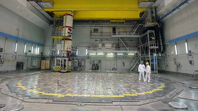 Игналинская АЭС. Фото: sputniknews.lt