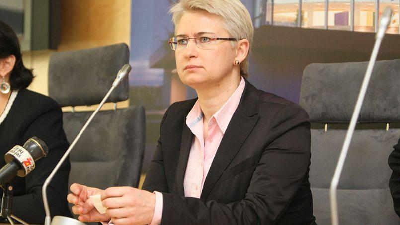Неринга Венцкене / Фото: 15min.lt