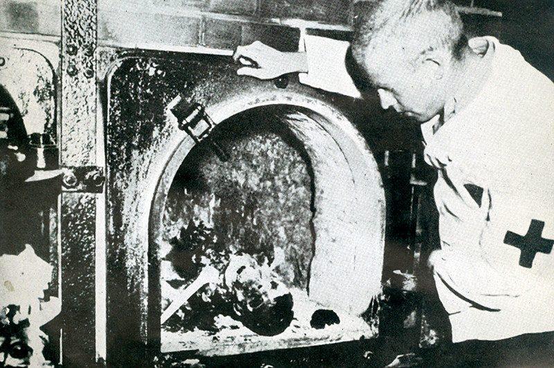 Крематорий Бухенвальда / Источник: russiahousenews.info