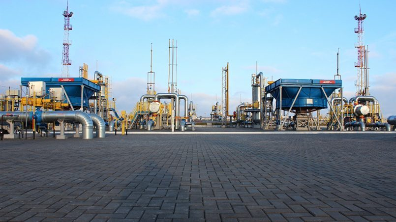 Калининградское ПХГ / Фото: Energybase.ru / ПАО «Газпром»