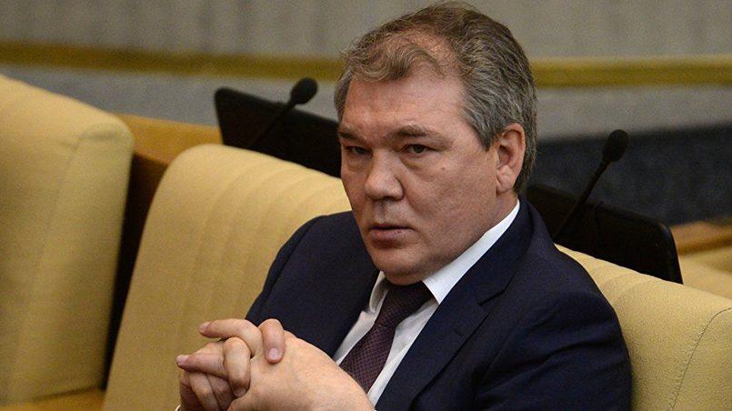 Леонид Калашников / Фото: sputnik-georgia.com