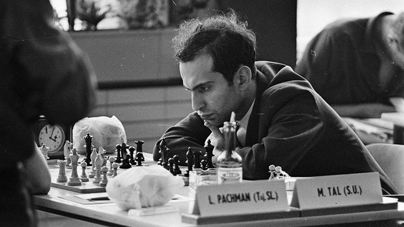 Михаил Таль / Фото: chess.com