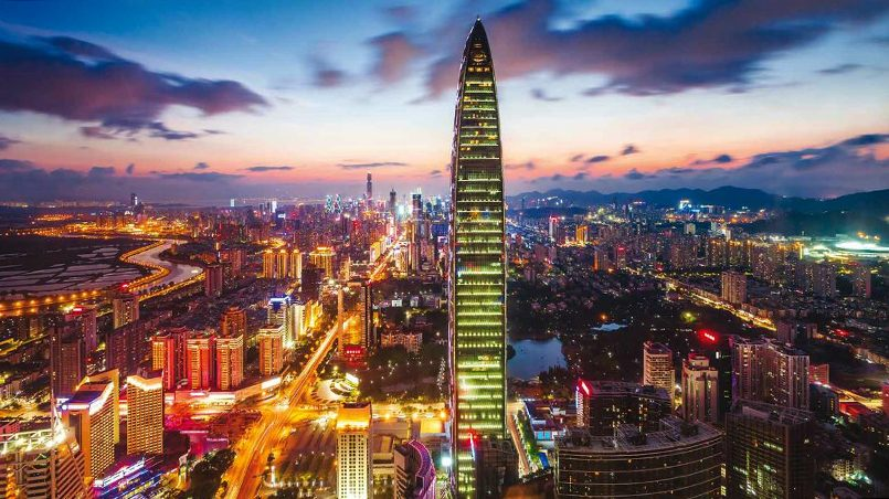 Шэньчжэнь, Китай — постоянное место проживания Мари Татибоуэт.