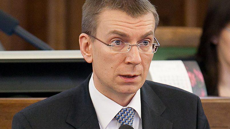 Эдгар Ринкевич / Фото: Gorod.lv