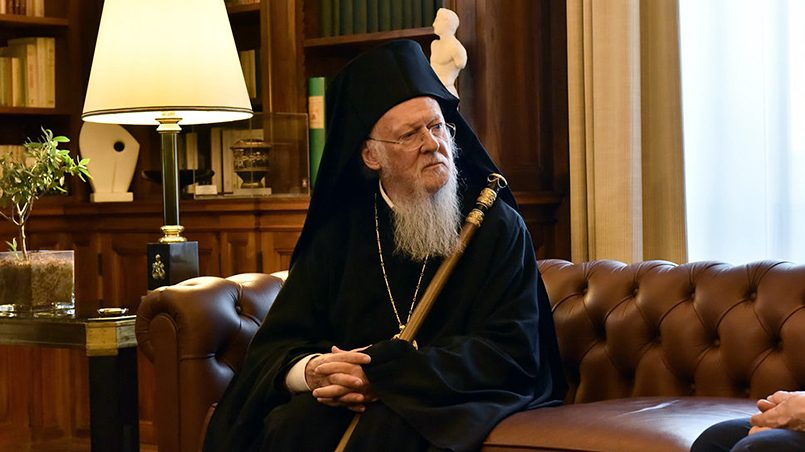 Вселенский патриарх Варфоломей / Фото: globallookpress.com