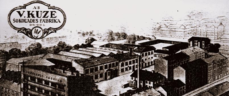 Фабрика Вильгельма Кюзе, конкурент фабрики Теодора Ригерта
