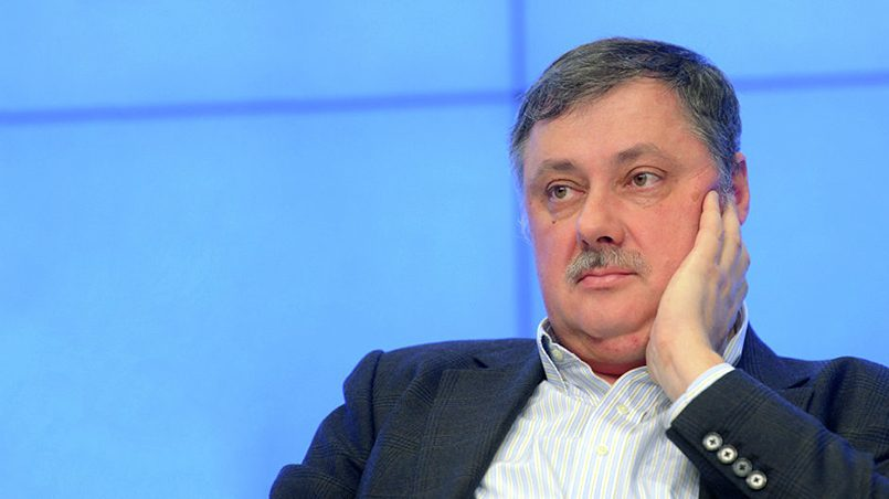 Дмитрий Евстафьев / Фото: Sputnik