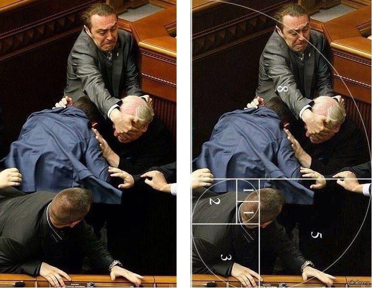 В парламенте IX созыва не останется мест для «пены» майдана 2014 года / Коллаж: cs5.pikabu.ru