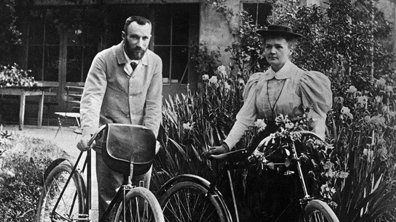 Пьер Кюри и Мария Склодовская-Кюри — первооткрыватели полония. Фото: april-knows.ru