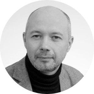 Лютаурас Некрошюс, архитектор, заведующий кафедрой теории архитектуры архитектурного факультета Вильнюсского технического университета