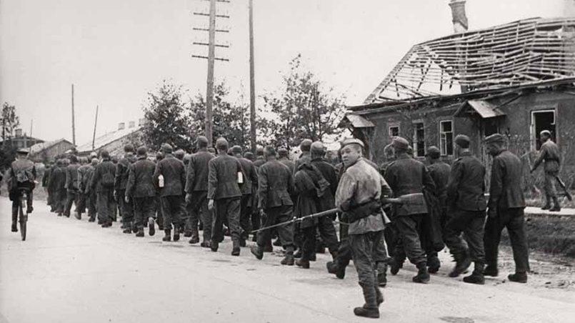 В Резекне тоже действовали партизанские группировки