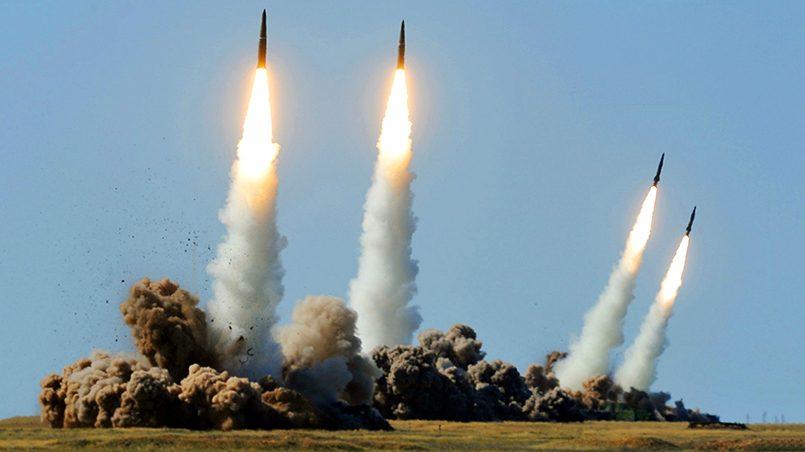 Испытание ракет средней дальности / Фото: kaztag.info