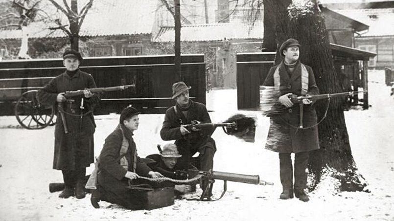 Мемельское восстание, 1923 г.