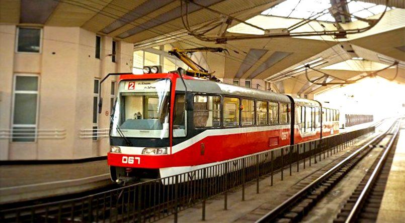 Такими могли бы быть вагоны Рижского метро, если бы его успела построить советская власть