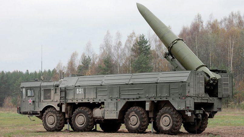 Ракетный комплекс «Искандер» / Фото: ИноСМИ