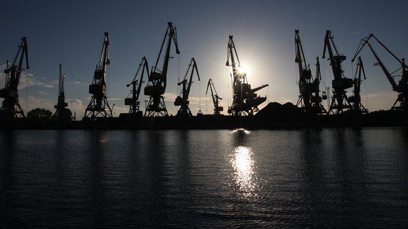 Порт Риги / Фото: TUT.by