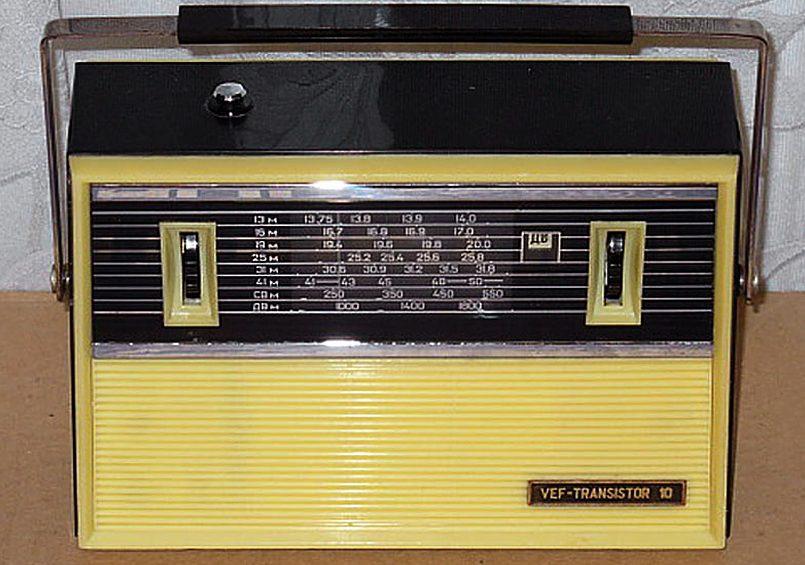 ВЭФ Транзистор-10