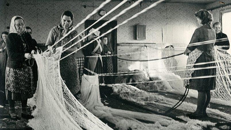 Работницы колхоза Большевик