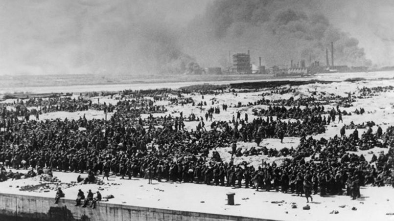 Эвакуация союзников из Дюнкерка