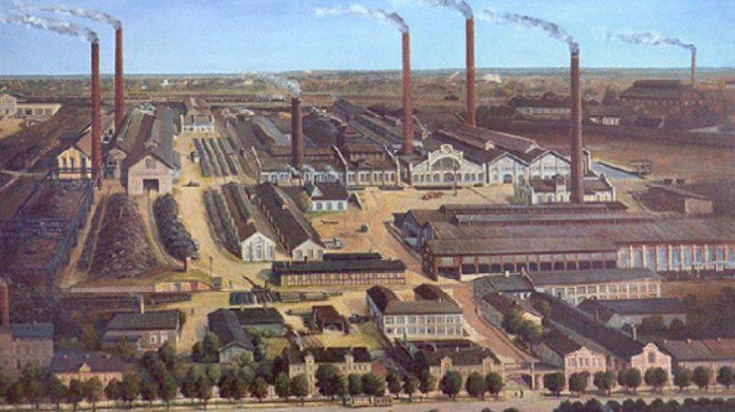 Металлургический завод в Лиепае/bb.lv