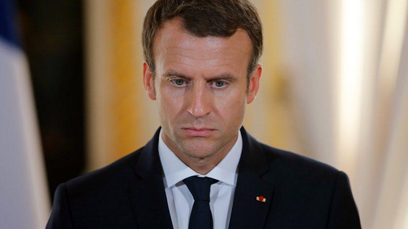Эммануэль Макрон / Фото: thelocal.fr