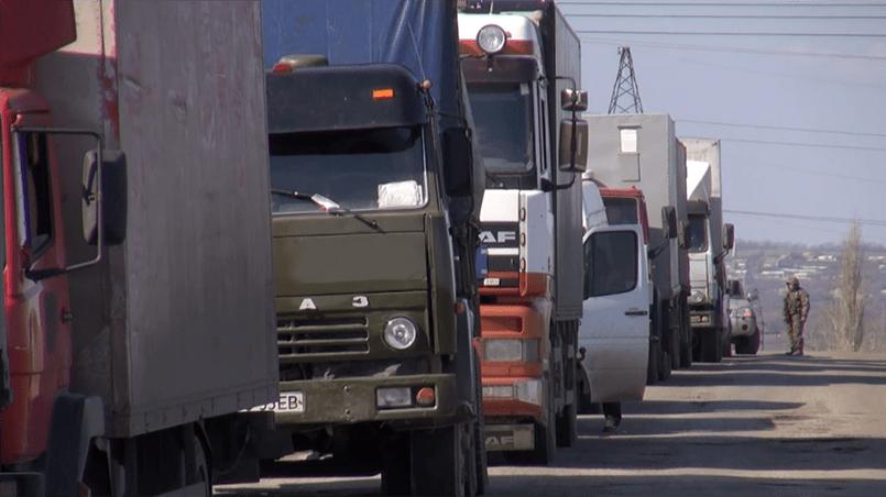 На фоне войны на Украине не просто существует, но и процветает «контрабанда в оба конца» / Фото: inshe.tv