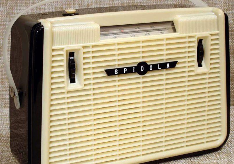 Радиоприемник «Спидола»