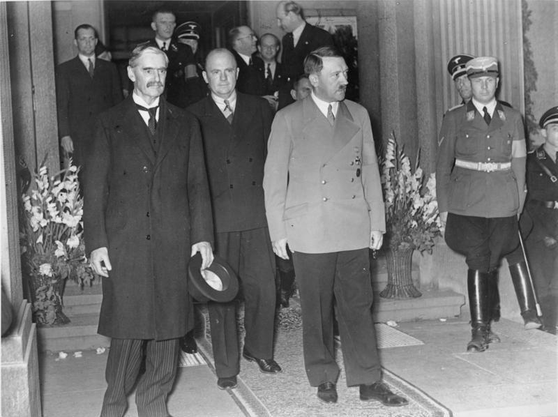 На переговорах / Фото: wikipedia