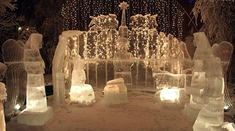 Рождество в Якутии / Фото: Православный журнал ФОМА