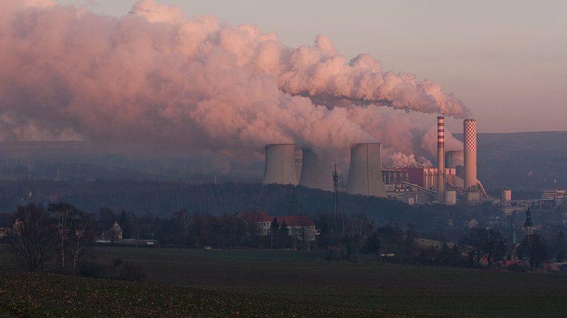 Угольная электростанция вблизи города Богатыня, Польша. Фото: prsa.pl