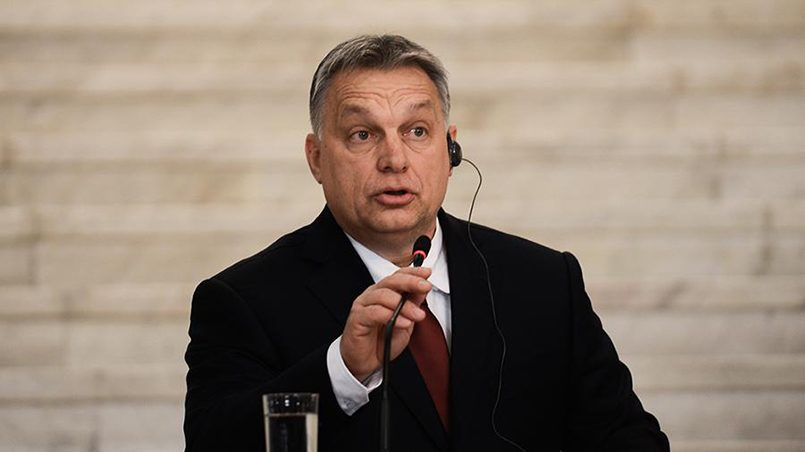 Виктор Орбан / Фото: postnews.ru
