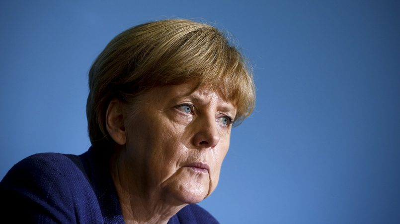 Канцлер ФРГ Ангела Меркель / Фото: politwar.ru