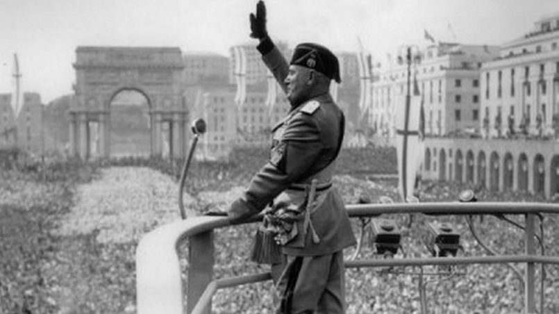 Фашизм обыкновенный, одна штука