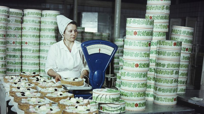 Киевский торт / Фото: vilingstore.net
