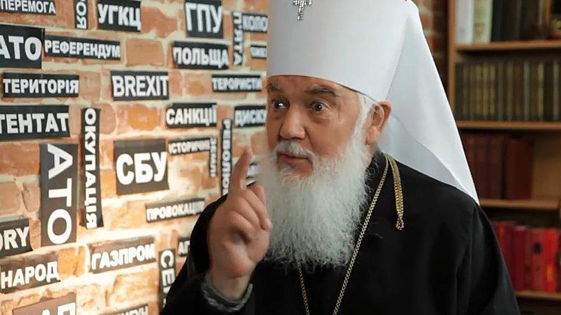 Предстоятель УАПЦ Макарий (Малетич) / фото: ru.espreso.tv