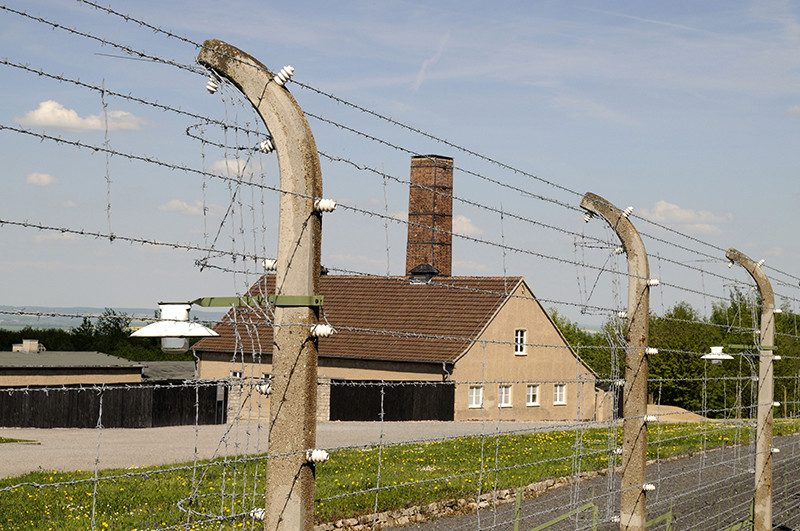 Бухенвальд, наши дни / Источник: Wikipedia