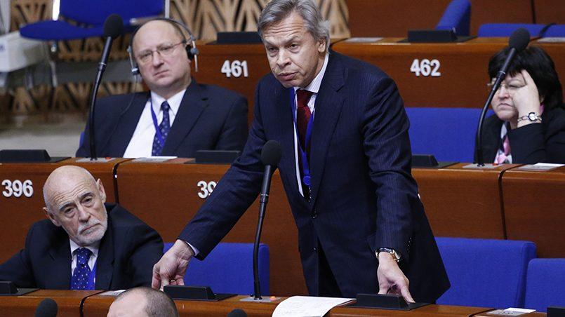 Российская делегация в ПАСЕ / Фото: Главред