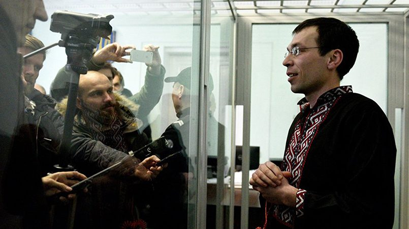 Журналист Василий Муравицкий / Фото: ria.ru
