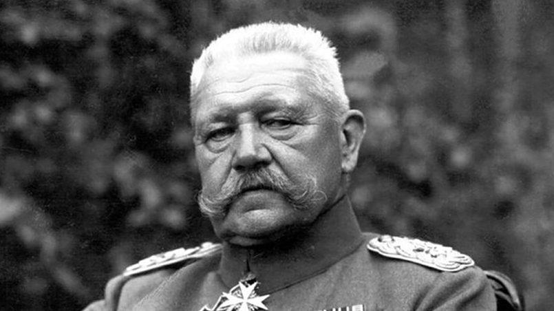 Пауль фон Гинденбург / Фото: pikabu.ru