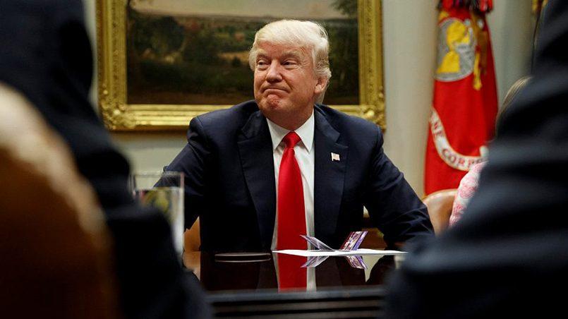 Дональд Трамп / Фото: gazeta.pl
