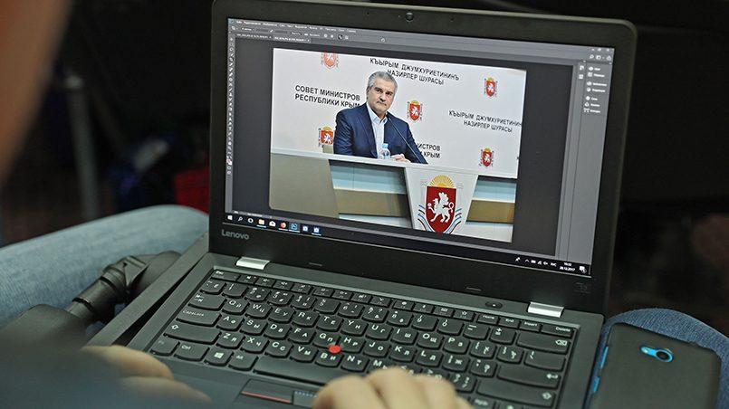 Глава республики Сергей Аксенов / Фото: intavrida.ru
