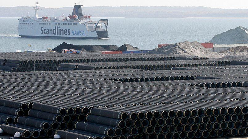 Строительство «Северного потока — 2» укрепит и без того развитую газотранспортную сеть Европы. Фото: financialtribune.com