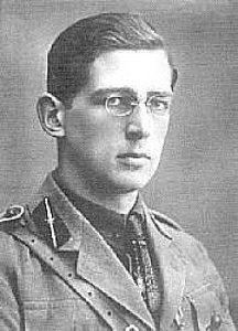 Густав Целминьш, идейный вдохновитель латышских фашистов