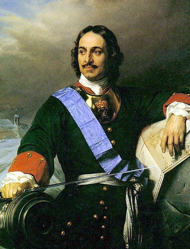 После Ништадтского мира Петр Первый стал императором, а Россия — империей