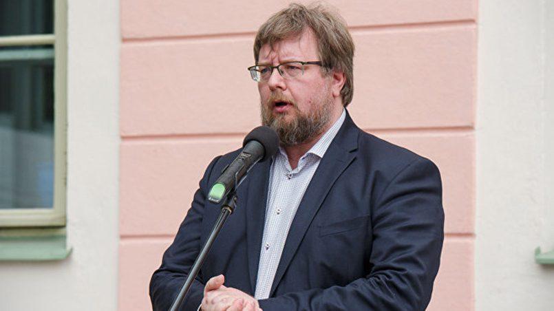 Олев-Андрес Тинн / Источник: sputnik-news.ee