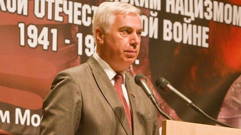 Виктор Гущин / Фото: BaltNews.ee